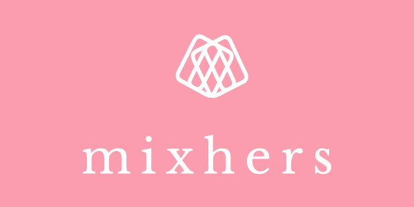 Mixhers Logo Solid 1 color-100